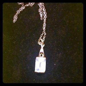 Aquamarine Necklace